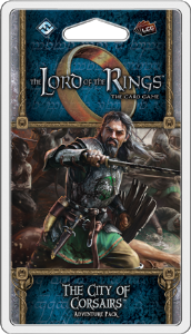 Lord of the Rings : The Card Game - City of the Corsairs